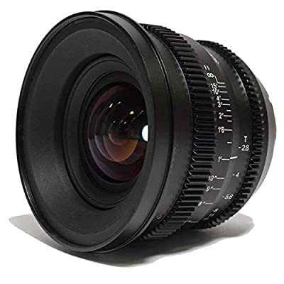 SLR Magic MicroPrime Cine 12mm T2.8 for Sony E Mount from SLR Magic