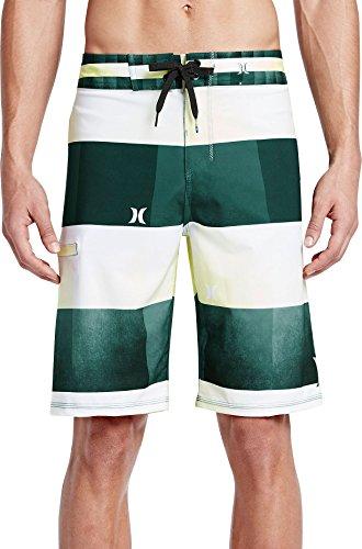 Hurley - Mens Kingsroad Light Boardshorts, Size: 32, Color: Rio Teal