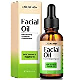 Lagunamoon Facial Oil for Women Anti-Aging & Moisturizing, Natural Face Oil with...