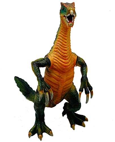 of moving dinosaurs dec 2021 theres one clear winner Gemini&Genius Therizinosaurus with Movable Jaw and Hands Jurassic Dinosaur Model Toys Gifts for Boys and Girls Aged 4 5 6 7 8 9
