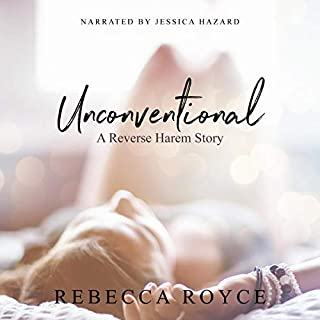Unconventional (A Reverse Harem Love Story) audiobook cover art