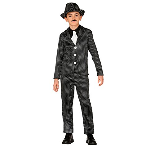Guirca 83326 - Gangster Infantil Talla 5-6 Años