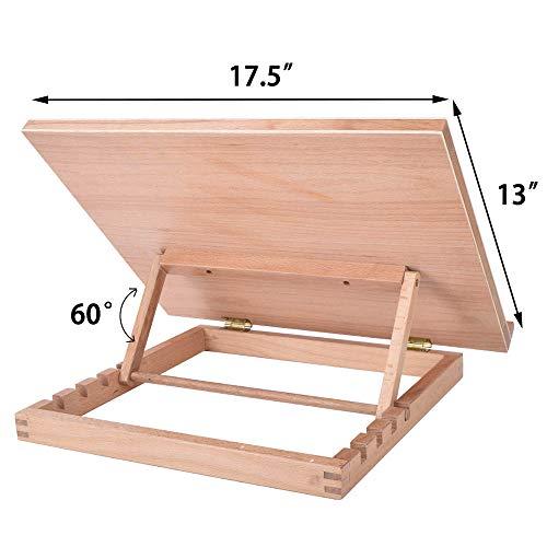 Vencer Large Adjustable Wood Artist Drawing & Sketching Board VDB-001 … …