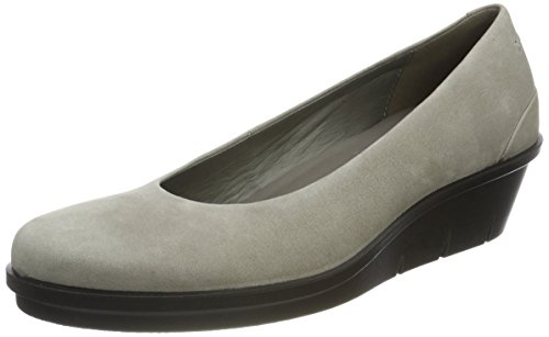 ECCO Damen Skyler Pumps, Grau (WARM Grey), 40 EU