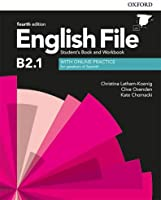 English File 4th Edition B2.1. Student's Book and Workbook with Key Pack (English File Fourth Edition)