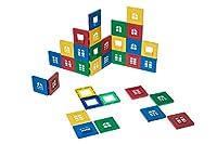 SET di COSTRUZIONI MAGNETICHE: il set di Playmags ha 60 tessere magnetiche che includono 30 pezzi per finestre + 30 accessori per finestre cliccabili MAGNETI SICURI e FORTI: le potenti piastrelle sono realizzate in materiale di alta qualità e costrui...