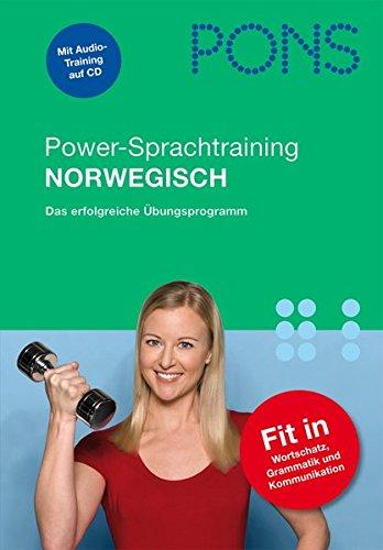 PONS Power-Sprachtraining Norwegisch: Das erfolgreiche Übungsprogramm