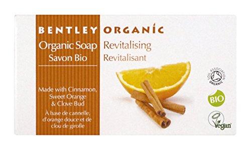 Bentley Organic 150g Savon revitalisant