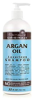 RENPURE Originals Argan Oil Luxurious Shampoo 32 Ounce
