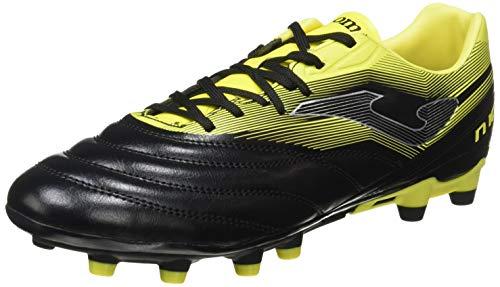 Joma Numero-10, Zapatillas de fútbol para Hombre, Negro, 44 EU