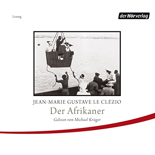 Der Afrikaner audiobook cover art