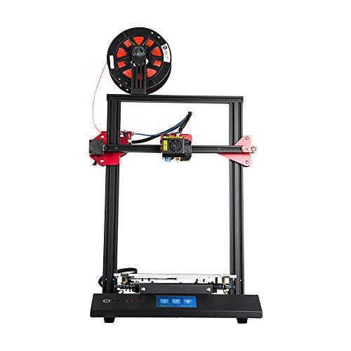 HHY Creality Pro CR-10S Pro Imprimante 3D pré-assemblée Grande Taille d'impression Kit DIY (300 x 300 x 400 mm) Fonctionne avec PLA, TPU, cuivre, Bois avec Une Excellente qualité d'impression