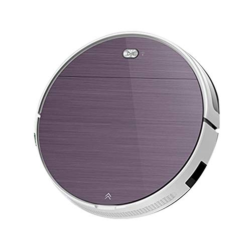 Buy C&L Chun Li Robot vacuums,Purple Fully Automatic Sweeping and Towing Ultra-Thin Household Intell...