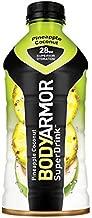 BodyArmor SuperDrink, Electrolyte Sport Drink, 28 oz, Pack of 12 (Pineapple Coconut)
