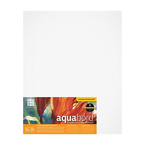 Ampersand Aquabord 16 in. x 20 in. each