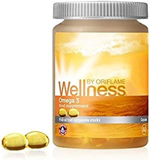 GRAN VENTA GRAN VENTA Oriflame WELLNESS BY ORIFLAME Omega 3 VENTA FROM 19.50 EUR