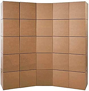 Small Moving Box, Pack of 25