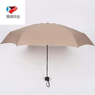 5K Folding Colorful Mini Pocket Portable Umbrella Women's Sunscreen and Rainproof Multifunctional Parasol