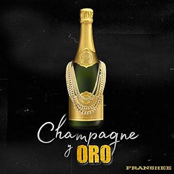 Champagne y Oro