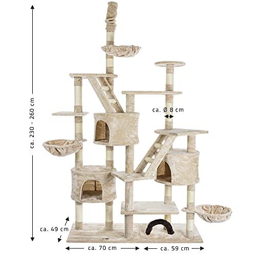 Happypet CAT013-3 Katzenbaum deckenhoch - 7