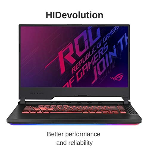 Compare HIDevolution ASUS ROG Strix G GL531GT (GL531GT-UB74-HID6) vs other laptops