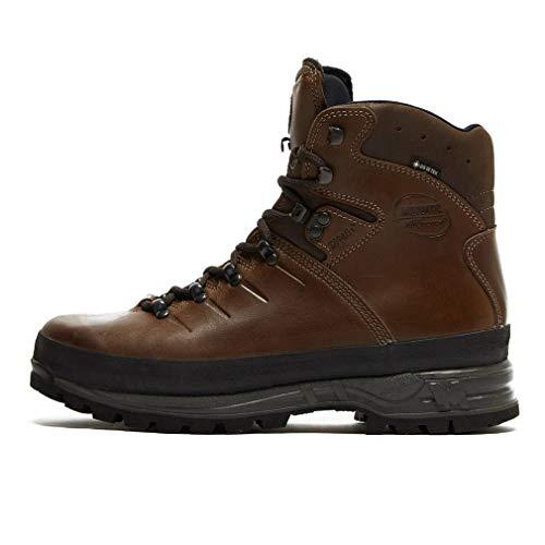 MEINDL Men's Bhutan MFS Hiking Boot, Brown, UK6.5