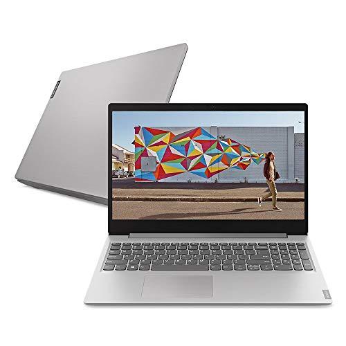 "Notebook Lenovo Ultrafino ideapad S145 i5-8265U 8GB 2TB 15.6"" HD Linux 81S9S00300 Prata"