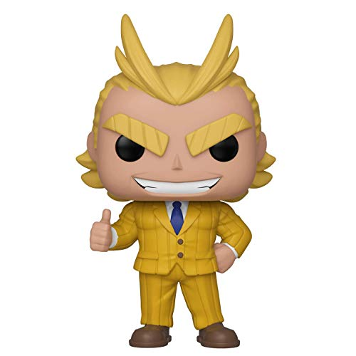 Funko 42932 POP! Vinyl MHA S3 - Teacher All Might My Hero Academia Collectible Figure, Standard, Multicolor image