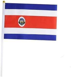 Schottland-Flagge, kleine Mini-Stick-Flaggen, Dekoration, in