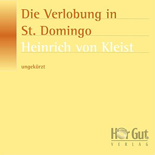 Die Verlobung in St. Domingo audiobook cover art