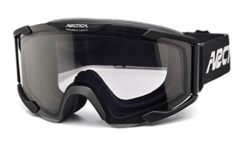 Skibrillen Arctica G-106FP Photochromatische Photochrome Polarisierende Selbsttönende Glass Anti-Nebel