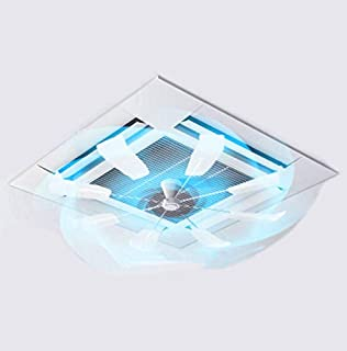 2020 天井カセット型 エアコン用ファン 節電 空調効率UP ファン