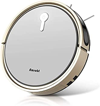 Amrobt Robotic Vacuum Cleaner with Wi-Fi Connectivity/Remote Control
