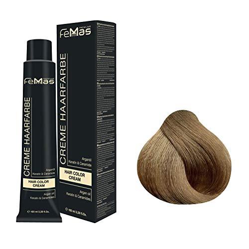 Femmas Hair Color Cream 100ml Haarfarbe (Lichtblond Intensiv 9.0)