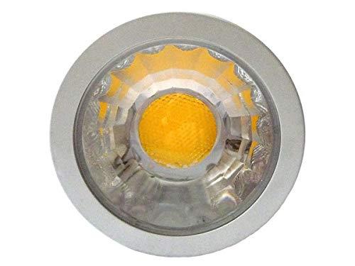 2er-PACK-LED GU5.3-MR16-COB-Spot-6watt- 600lumen- lichtfarbe 3200K-nicht dimmbar