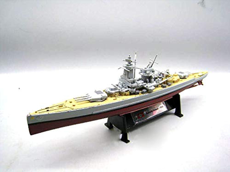 WWII German Admiral SCHEER-1939 1 1000 diecast Model Ship