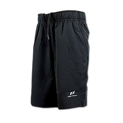 PRO TOUCH Chase Short pour Enfant Pantalon Pantalon de sport Fitness Noir Short 228401 Noir