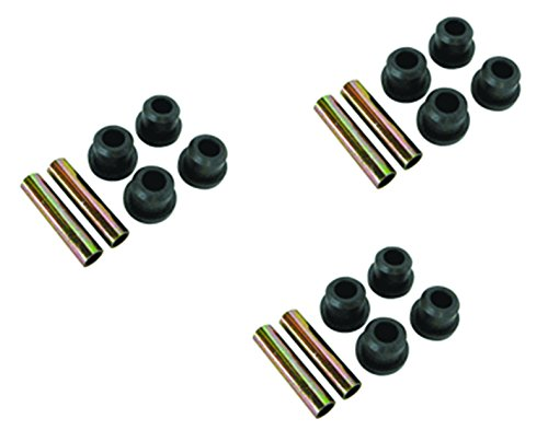 Best Bargain Club Car DS/Precedent (82-Up) Gas/Electric Golf Cart Leaf Spring Bushing Kit (3)