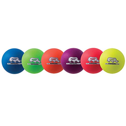 Big Sale Best Cheap Deals Champion Sports Rhino Skin Dodgeball Set (Neon Rainbow)