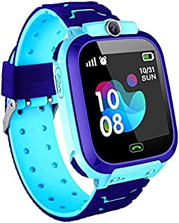 Smart Watch Kid SmartWatches Baby Watch 44 Inch not Water of Voice Chat GPS Finder Locator Tracker Anti Lost Monitor with ...