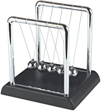 Fun Central Newtons Cradle Balance Balls - Physics Science Balls Kit for Office Decoration and School Education