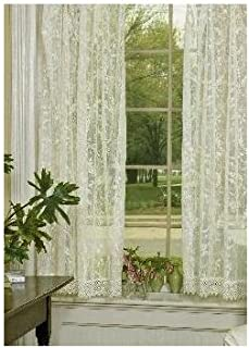 Best heritage lace curtains Reviews