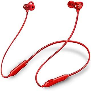 shiYsRL S6 Wireless Bluetooth Earphone Waterproof Headset Stereo Music Earphone For Sport Running One Size Red