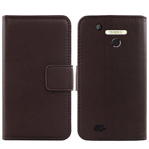 Gukas Design Echt Leder Tasche Für Oukitel K10000 Max 5.5