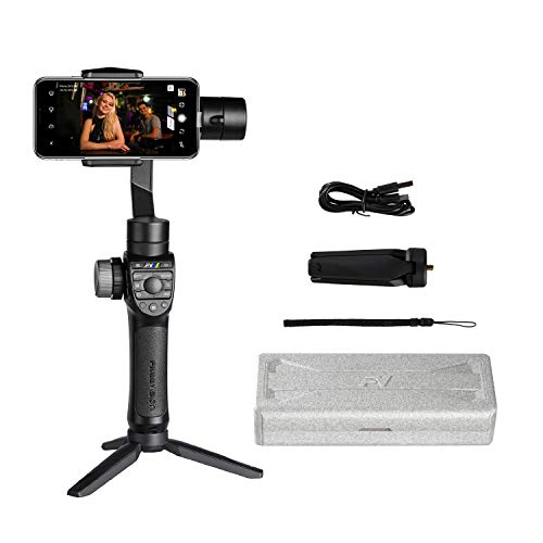 Freevision Vilta-M Pro 3-Axis Handheld Stabilizer Gimbal for iPhone