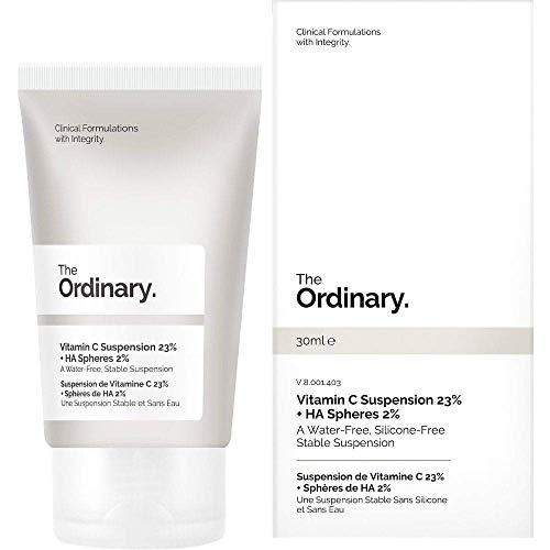 The 'Ordinary' - Vitamina C Suspension 23%, Esferas AH, 30 ml