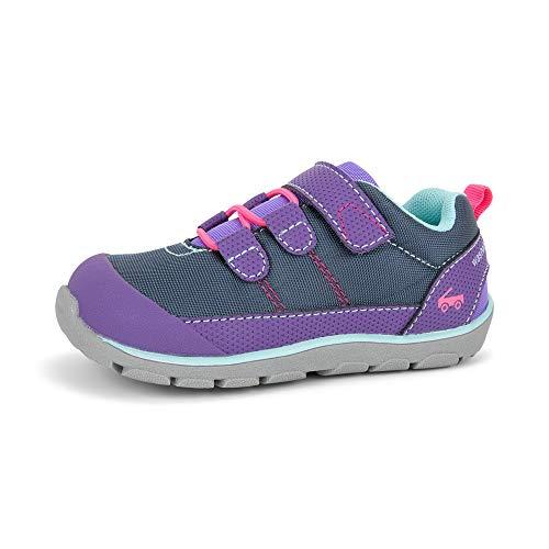 See Kai Run, Summit Athletic Shoes for Kids, Purple, 11 M Little Kid