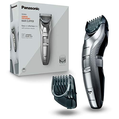 Panasonic ER-GC71 - Cortador de barba / cabello con 39 configuraciones de longitud, para hombres, peinado y cuidado para cabello y barba