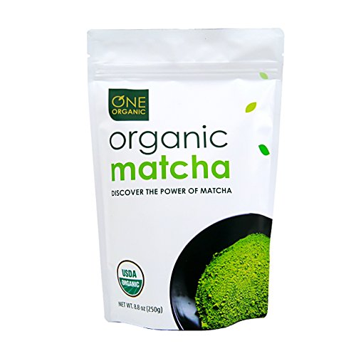ONE ORGANIC MATCHA TEA POWDER (REGULAR)