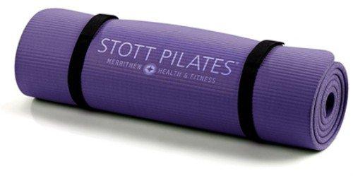 STOTT PILATES - Matten für Pilates in Dunkelviolett